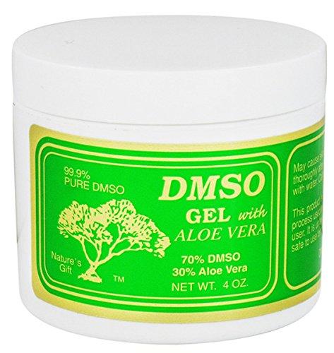 Dmso Aloe Vera (DMSO Gel with Aloe Vera -- 4 oz)