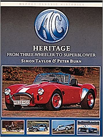 AC Heritage (Osprey Classic Histories)