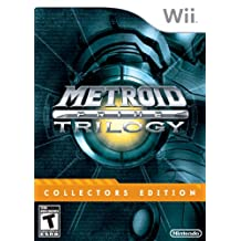 Metroid Prime Trilogy Collector's Edition - Wii