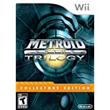 Metroid Prime Trilogy Collector's Edition - Wiiby Nintendo