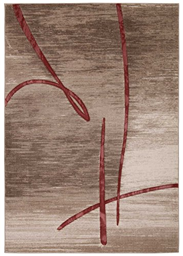 Soho Beige Rug Rug - Nourison Soho (SOH04) Beige Rectangle Area Rug, 7-Feet 10-Inches by 10-Feet 6-Inches (7'10