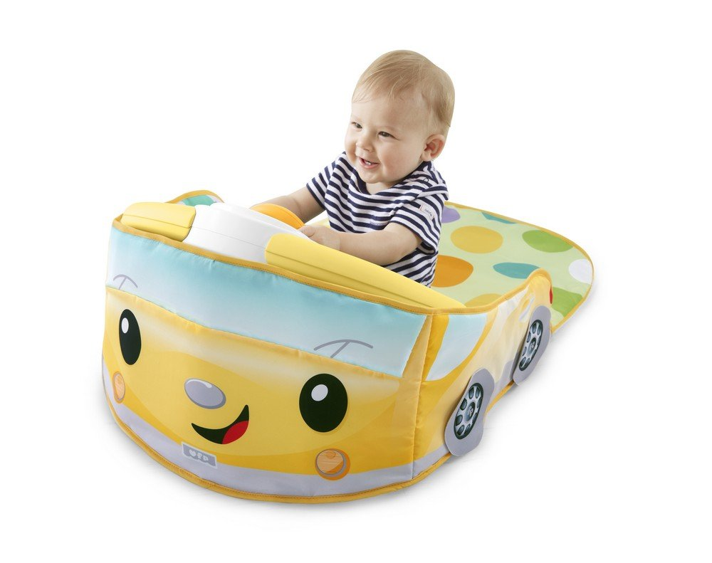 Offerta Palestrina Fisher Price Infant DFP07 - Palestrina Macchinina Convertibile 3 In 1, Multicolore
