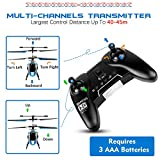 VATOS RC Helicopters, Remote Control Helicopter