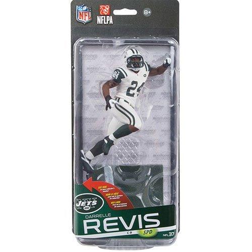 """NFL Sportspicks S.37 Darrelle Revis 6"""" (Silver Variant) Action Figure"""