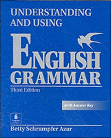 Amazon understanding and using english grammar third edition understanding and using english grammar third edition full student book with answer key 3rd edition fandeluxe Image collections