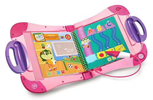 LeapFrog LeapStart Interactive Learning System, (Characters That Start With M)