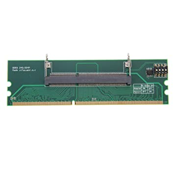 DDR3 Laptop a la Tarjeta de conversión de Adaptador de ...