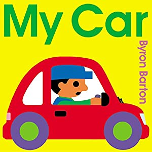 My Car Board Book