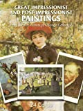 24 Full-Colour Postcards of Great Impressionist and Post-Impressionist Paintings Cards, Art Institute of Chicago Staff, 0486246167