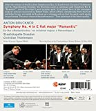 Anton Bruckner: Symphony No. 4 [Blu-ray]