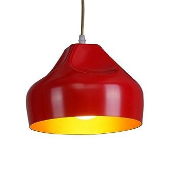 AWAMA LED Pendelleuchte Hngeleuchte Vintage Metal Industrial Hngelampen Cafe Anhnger Beleuchtung Kche Restaurant Fixture 23