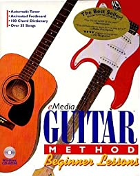 eMedia Guitar Method Beginner Lessons (PC)