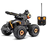 Jet Water RC Car 1:18 4 Wheel Off Road Stunt Car Remote Control Car Driving On Water And Land Amphibious Electric Car Toy