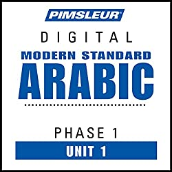 Arabic (Modern Standard) Phase 1, Unit 01