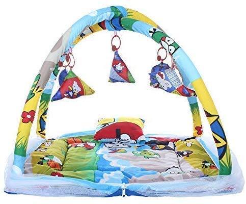 TUTOOZE Baby's Bedding Set (Multicolour, 0-10 Months)