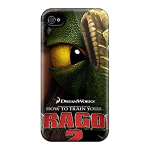 Iphone 4/4s YUU6219ldtG Provide Private Custom Attractive How To Train Your Dragon 2 Image Perfect Cell-phone Hard Cover -ColtonMorrill