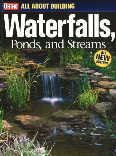 Cheap  All About Building Waterfalls, Ponds, and Streams