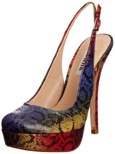 para Zapatos Dune Multicolor vestir de mujer xfwwA8q