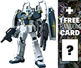 ? Rgm-79 GM (anime ver.):?? Gundam Thunderbolt High Grade 1/144 model kit + 1 Free official Japan Gundam Trading card bundle (hggt # 010?)