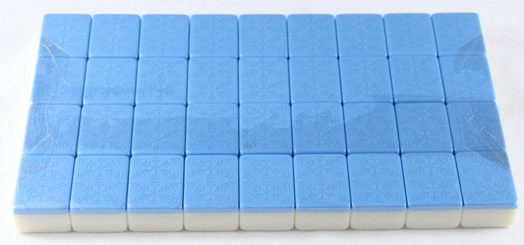 juego de tarjeta del ajedrez del escritorio de la hospitalidad de la familia Tama/ño: 4.0 * 3.1 * 2.1CM // 4.2 * 3.2 * 2.2CM // 4.4 * 3.3 * 2.3CM LI JING SHOP Tama/ño grande de la tarjeta de Mahjong de la mano grande de la mano Tama/ño