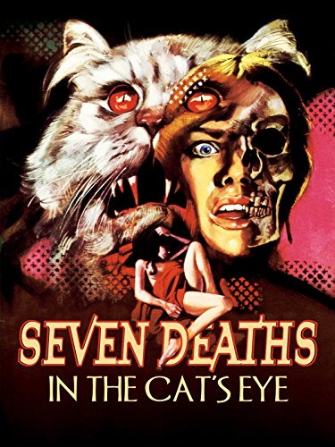 Cat Armani - Seven Deaths In The Cat's Eye