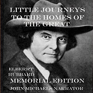 Little Visits to the Homes of the Great, Memorial Edition Audiobook