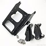 2009-2013 Harley 4 Point Docking Kits + Tour Pak harley Luggage Rack For Touring Models