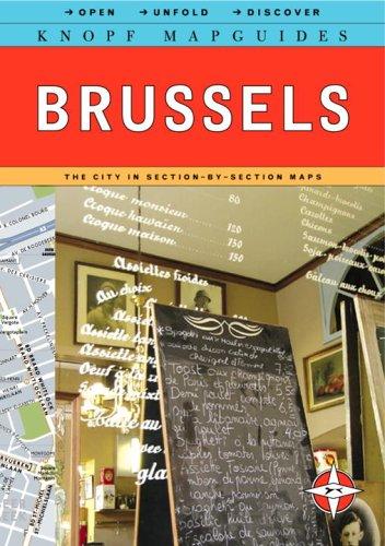 Knopf MapGuide: Brussels (Knopf Mapguides)