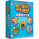 Scholastic Brain Play 1st - 3rd Grade Compilation; 1st Edition [Old Version]: more info