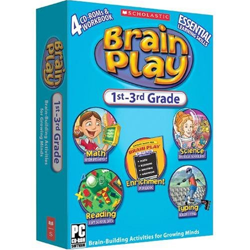scholastic-brain-play-1st-3rd-grade-compilation-1st-edition-old-version