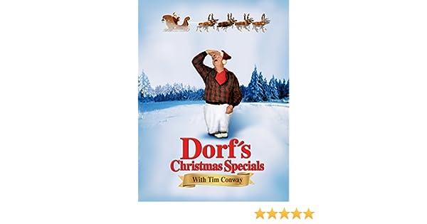 amazoncom dorfs christmas specials tim conway pasquale murena autumn murena amazon digital services llc - 2015 Christmas Specials