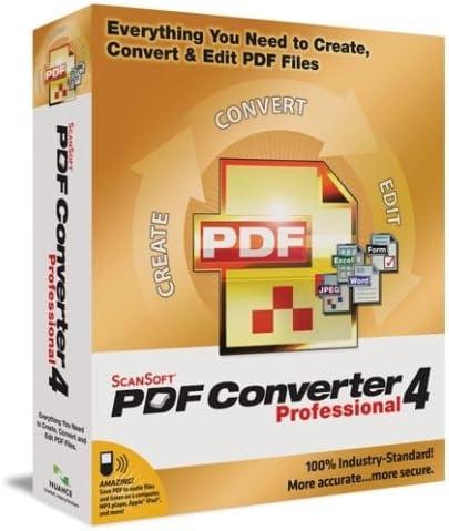 Scansoft pdf professional 4 keygen.