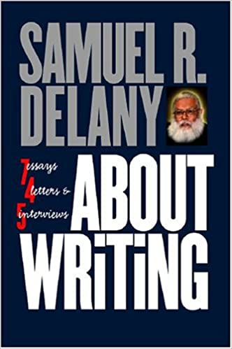 Delaney About Writing