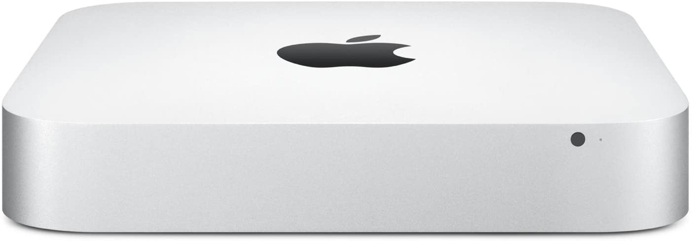 Apple Mac Mini Desktop Intel Core i5 2.5GHz (MD387LL/A), 16GB Memory, 512GB Solid State Drive, ThunderBolt (Renewed)
