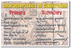Amazon.com: Western Civilization: Characteristics of Civilization ...
