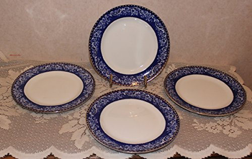 Alfred Meakin Leighton Salad Plate - Set of 4