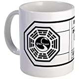 CafePress 15Oz Swan Dharma Initiative Coffee Mug Unique Coffee Mug, Coffee Cup