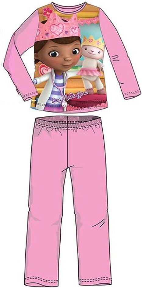 Doctora Juguetes - Pijama de manga larga para niña con diseño ...