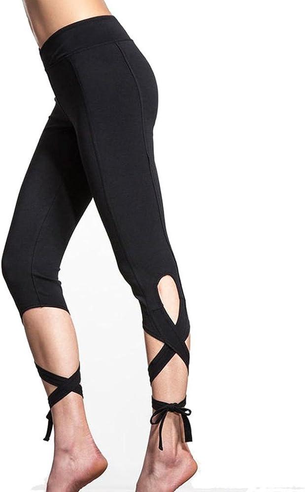 Pantalones Yoga Mujeres, Xinantime Mujer Deportes Gym Yoga ...