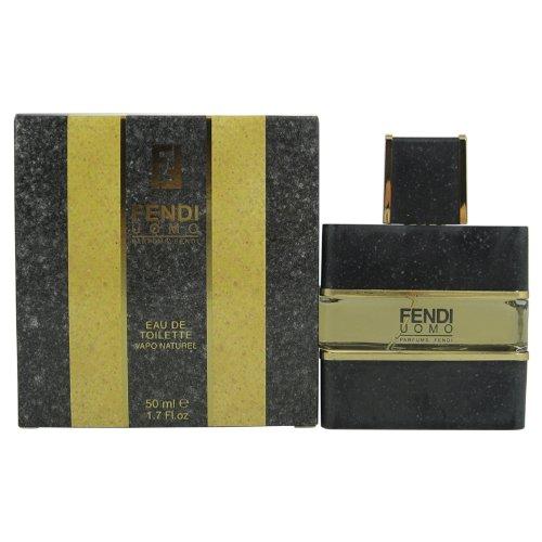 Fendi Uomo by Fendi for Men 1.7 oz Eau de Toilette Spray (Mens Collection Fendi)