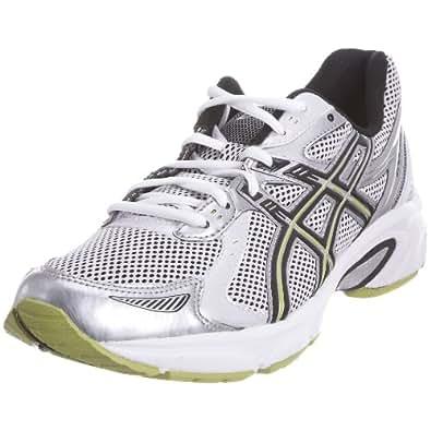 ASICS Men's Gel Blackhawk 4 M White/Black/Lime Trainer T0F4N0188 12 UK