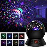 Star Projector, Night Lights for Kids 360-Degree