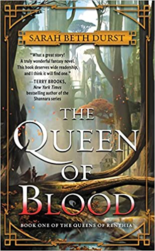Amazon.com: The Queen of Blood: Book One of The Queens of Renthia ...