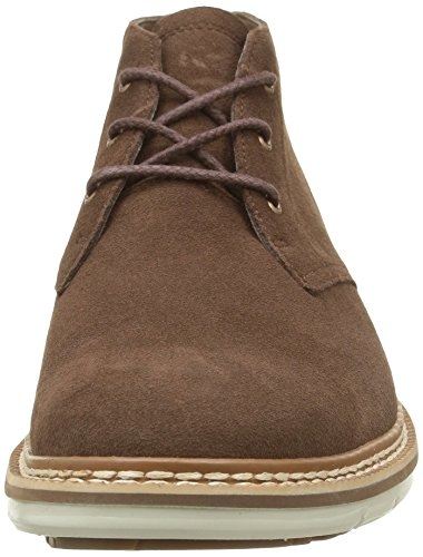 Timberland Naples Trail, Botines para Hombre Marrón - Brown (Potting Soil)