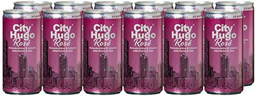 City Hugo rosé Dose  (12 x 0.2 l)