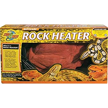 Amazon Com Zoo Med Repticare Rock Heater Giant Size