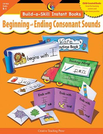Amazoncom Beginning Ending Consonant Sounds Toys Games