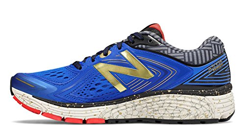 New Balance - NBx 860 v8 NYC Damen Laufschuh UE3 ELECTRIC BLUE