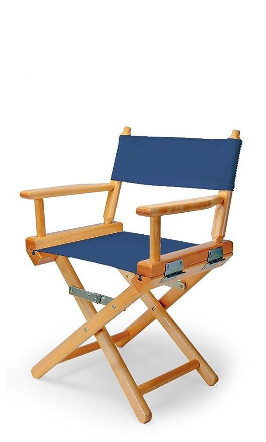 Amazon.com: Director de la Cátedra de hijo, Azul con marco ...