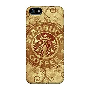 Iphone Cases - Tpu Cases Protective For Iphone 5/5s- Starbucks Coffee